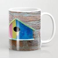 Birdhouse 2 Mug