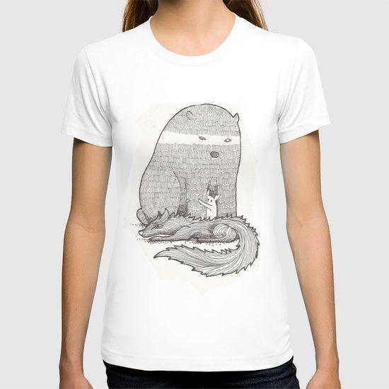 froggle, doggle and poggle T-shirt