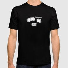 Sorry, i've lost CTRL! Black SMALL Mens Fitted Tee