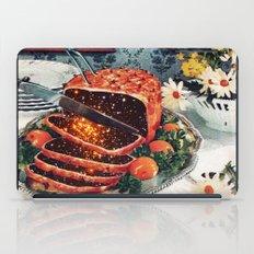Roast with Mushrooms iPad Case