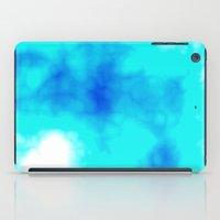 Turquoise Sky iPad Case