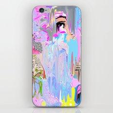Agoraphobic  iPhone & iPod Skin