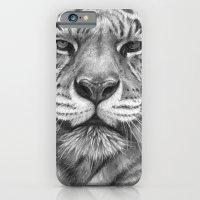 White Tigress  G2013-071 iPhone 6 Slim Case