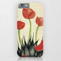 iPhone & iPod Case featuring Eau de i; Kenzo Flower by Fhil Navarro