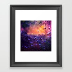 It's a kind of magic Framed Art Print