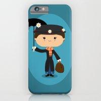 The Nanny iPhone 6 Slim Case