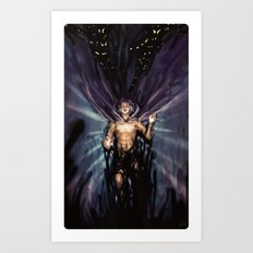 I am Eidos Art Print