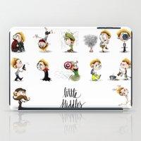 It's Hiddles O'Clock iPad Case
