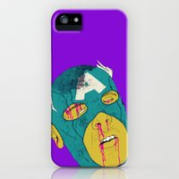 iPhone 5s & iPhone 5 Cases featuring Soc! by boneface