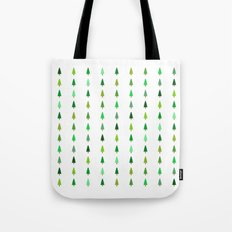 99 trees, none of them a problem Tote Bag