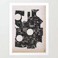 - Abstinence - Art Print