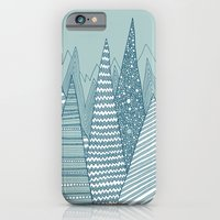 Snowy Mountains iPhone 6 Slim Case