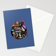 Old Pirate Stationery Cards