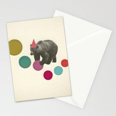 Birthday Bear Stationery Cards
