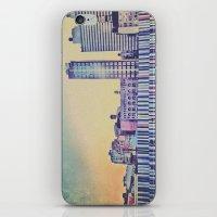 Brooklyn Stripes iPhone & iPod Skin