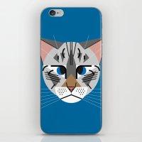 Calvin Harper iPhone & iPod Skin