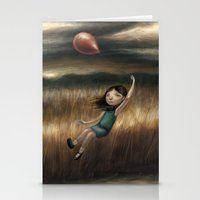 Anywhere But Here Stationery Cards