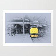 Norwich 37  Art Print