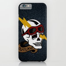 Outlaw Traditional Tattoo Design iPhone 6s Slim Case