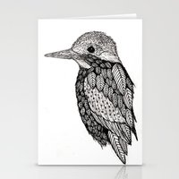 Another Birdie Stationery Cards