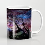 Wolf In The Forest Mug