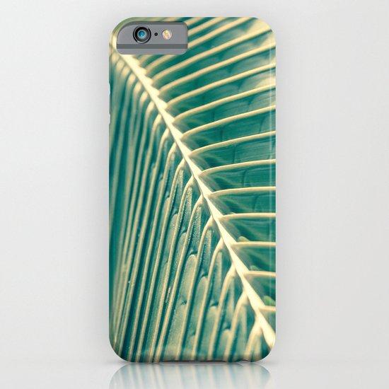 Palma - Cocos nucifera iPhone & iPod Case