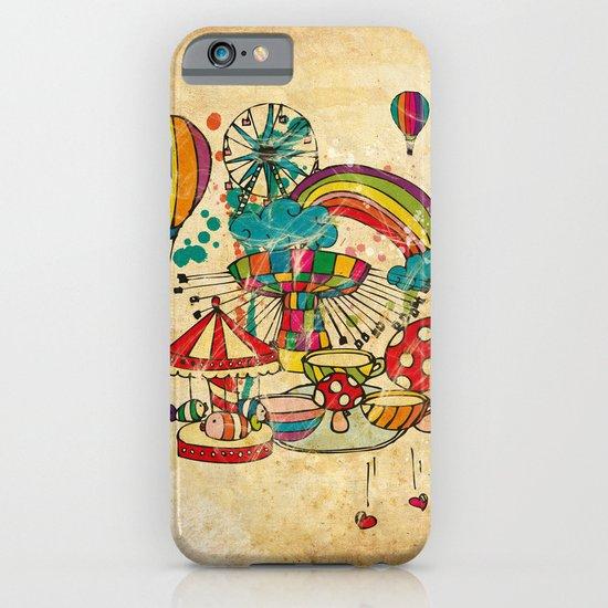 Funfair! iPhone & iPod Case