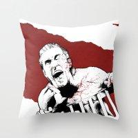 Bateman Throw Pillow