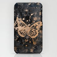 Butterfly 4 iPhone (3g, 3gs) Slim Case