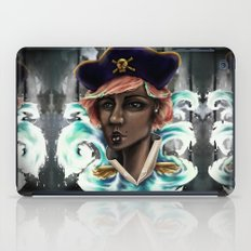 Captain Squid Lips Marque iPad Case
