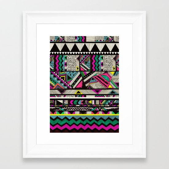 ▲FIESTA▲ Framed Art Print