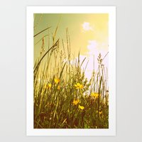 Country Art Print