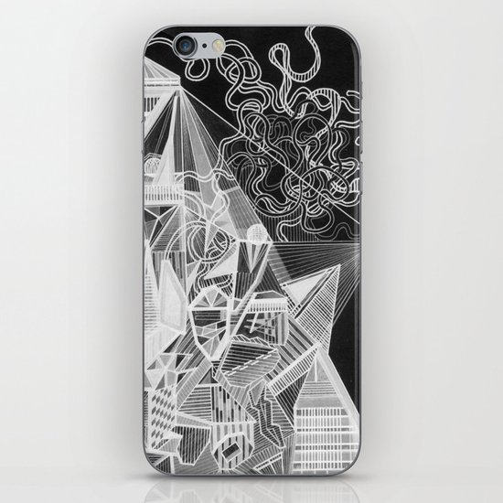 Structures iPhone & iPod Skin
