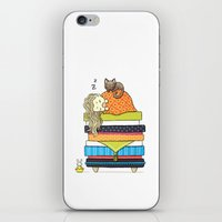 Plan For The Winter iPhone & iPod Skin