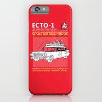 ECTO-1 Service And Repai… iPhone 6 Slim Case