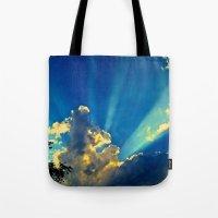 Let It Shine Tote Bag
