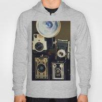 Vintage Camera Collectio… Hoody