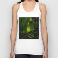 Tropical Unisex Tank Top