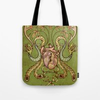 Under Lock and Key Tote Bag