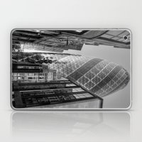 London Gherkin, London Laptop & iPad Skin