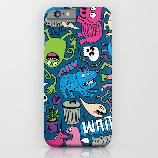 Wait, What? iPhone & iPod Case