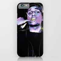 iPhone & iPod Case featuring ASAP  by Liamduignan