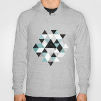 Graphic 202 Turquoise Hoody