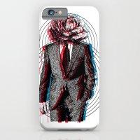 l'homme à la tête de chou iPhone 6 Slim Case
