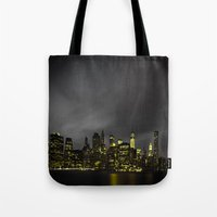 Welcome To Gotham Tote Bag