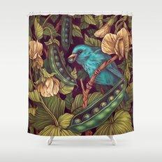 World Peas Shower Curtain