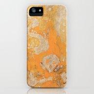 Fire Skull I Part I iPhone (5, 5s) Slim Case