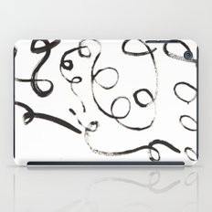 Curly Hair iPad Case