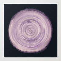 Ellipse One Canvas Print