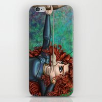 Brave iPhone & iPod Skin